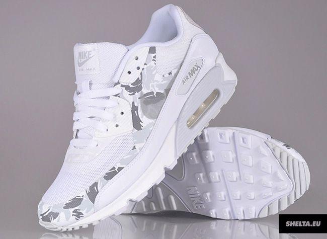 Usatf X Nike Air Max 90 Hyperfuse Reflective Camo Nike Schuhe Schuhe Turnschuhe Und Schuhe
