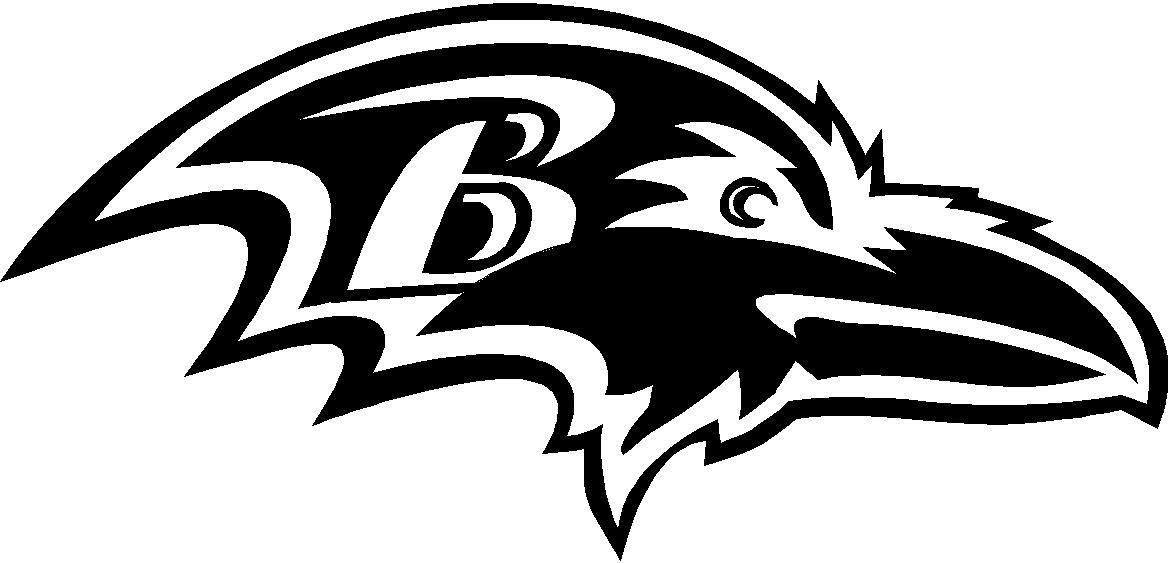 604 Jpg 1168 563 Raven Logo Baltimore Ravens Logo Pumpkin