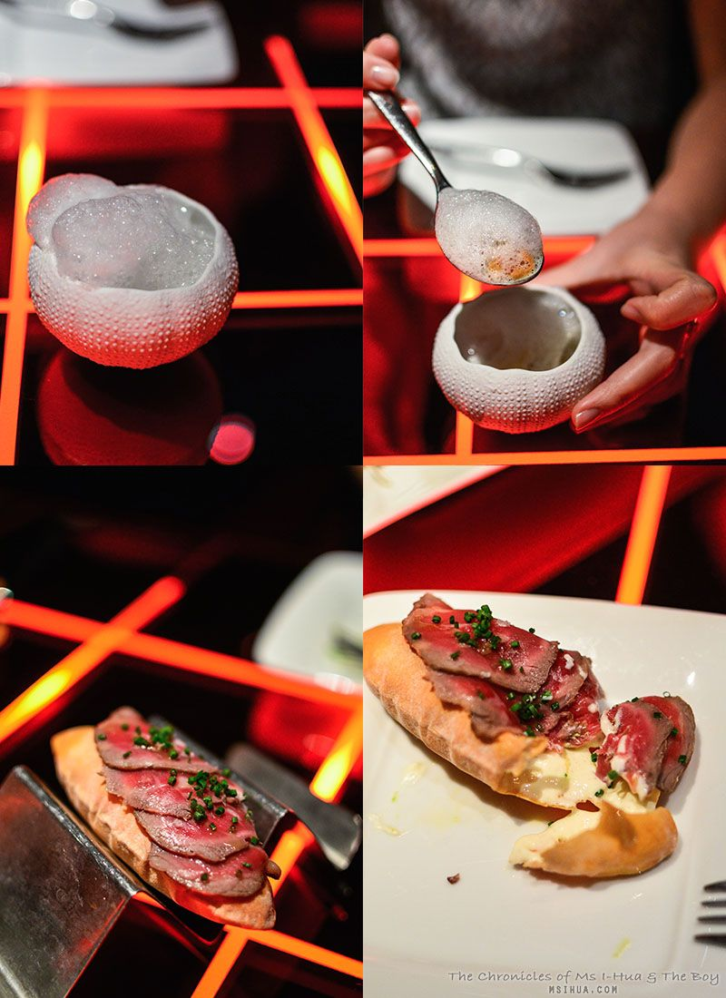 La The Bazaar By Jose Andres Sls Hotel Beverly Hills L A Wagyu Beef Philly Cheese Steak Food