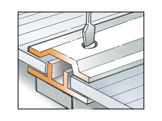 r aliser un toit en panneaux de polycarbonate livios c. Black Bedroom Furniture Sets. Home Design Ideas