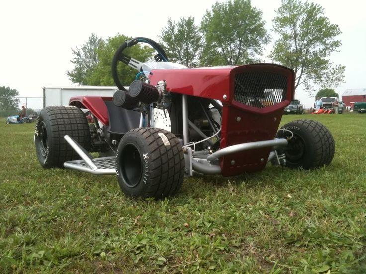 Afbeeldingsresultaten Voor Lawn Mower Go Kart