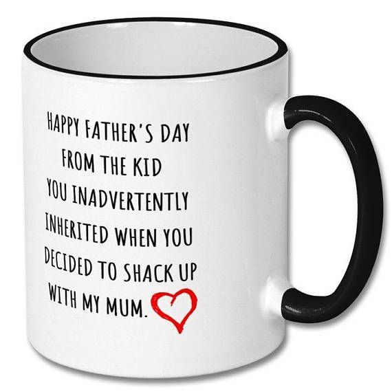 Gift For Stepdad Awesome Stepdad Best Step Father/'s Day Gifts Funny Step Dad Mug