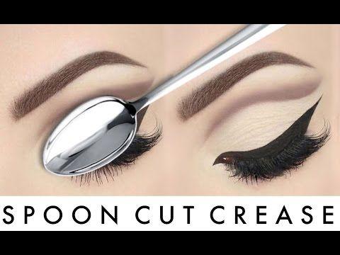 Cut Crease Spoon Hack The Original Creator Filmed 2013