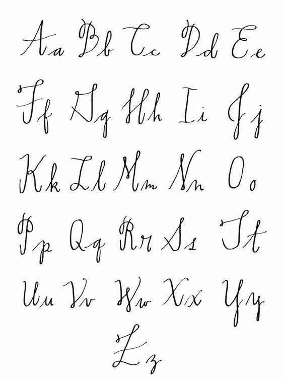 Célèbre Resultado de imagem para letras para bullet journal | stencils  PX49