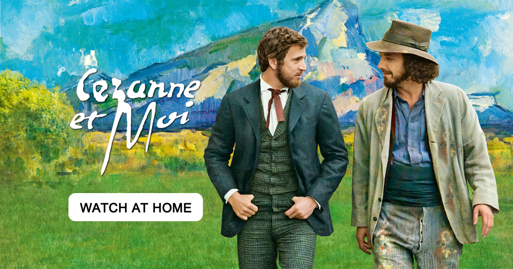Cezanne et Moi traces the parallel paths of the lives