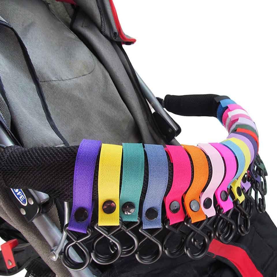 Bébé poussette crochet pour yoya parapluie tapis maclaren accessoires  babyzen yoyo manduca babyzen jumeaux tricycle trône