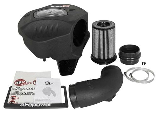 Afe Power 51 76309 Momentum Gt Pro Dry S Cold Air Intake System For Bmw 340i 440i F3x 16 17 L6 3 0l Performance Air Filters Magnum Force Cold