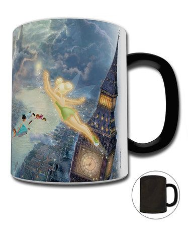 Another great find on #zulily! Tinker Bell Morphing Mug #zulilyfinds