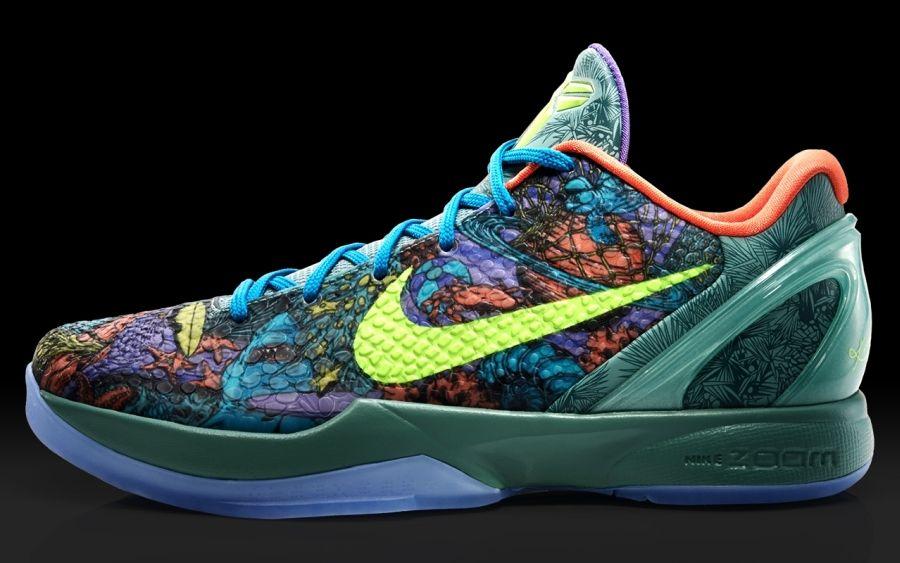 disponible mejor autentico completamente elegante Nike Zoom Kobe VI Prelude