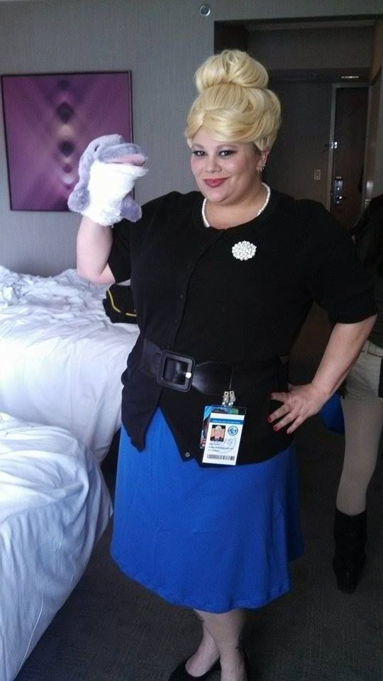 Pam Poovey (Archer)  sc 1 st  Pinterest & Pam Poovey (Archer) | GEEKERY - Costume Ideas | Pinterest | Cosplay ...