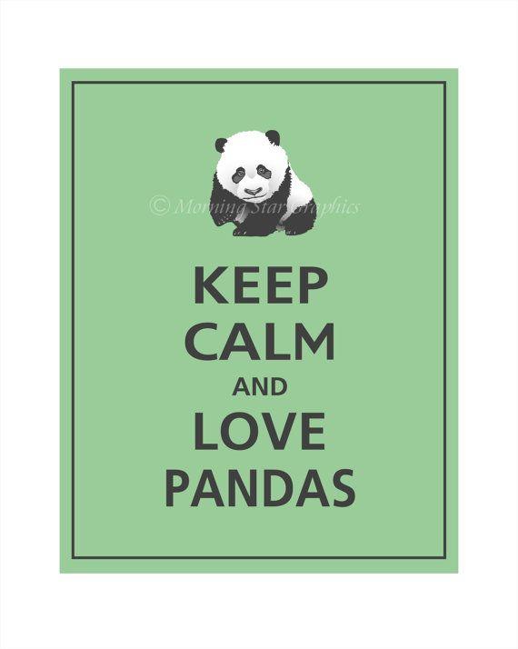 PANDAS!!!