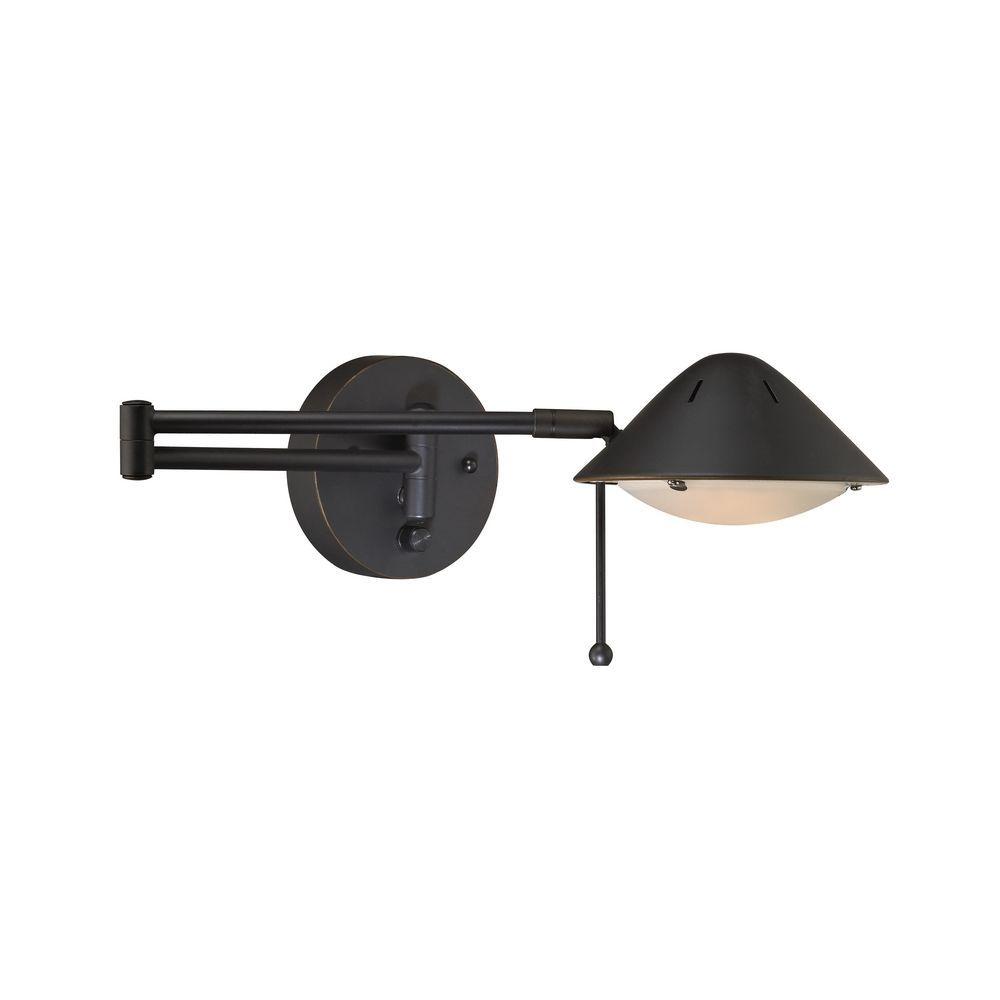 Swing arm lighting wall mount bottomunion pinterest