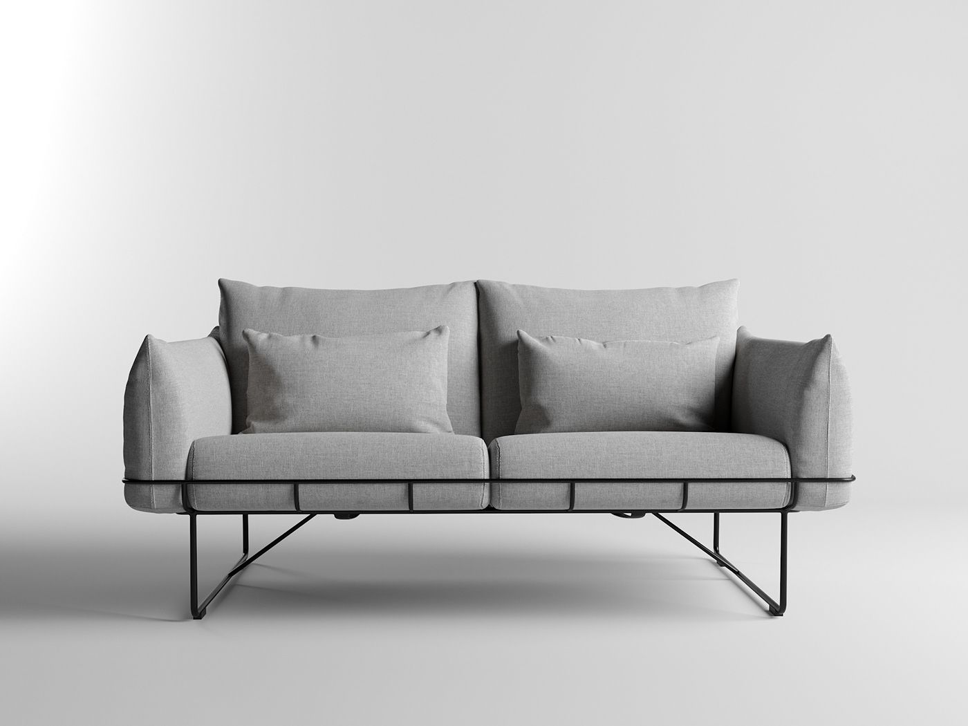 Sofa Set Images Free Download 3d Model Wireframe Sofa 136 Free Download Furniture In 2019