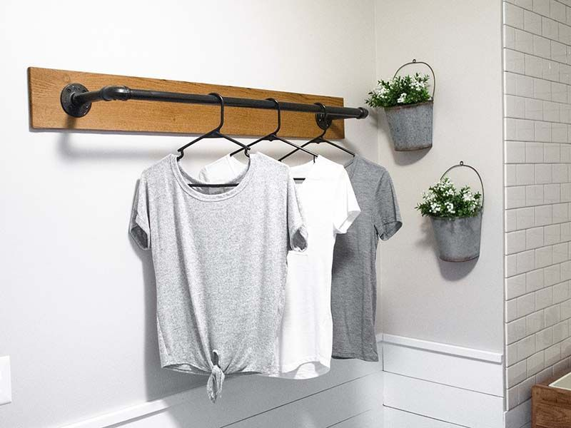 5 Easy Ways To Make Your Laundry Room More Fun And Useful