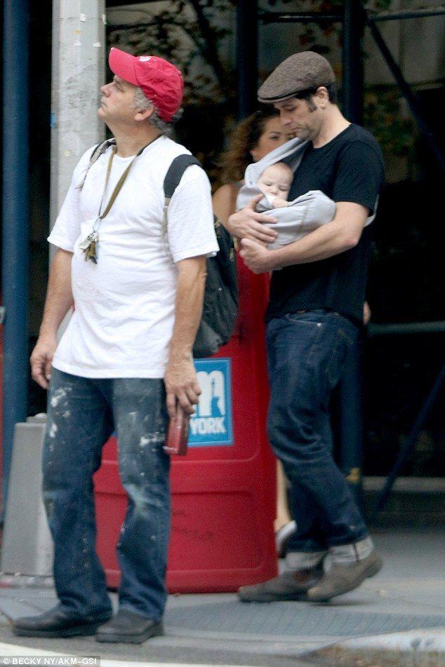 Matthew Rhys And Keri Russell Kids