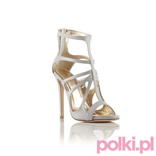 69a20242ad52e Sandałki na obcasie Baldowski by Zień #polkipl #buty #shoes #baldowski #zien