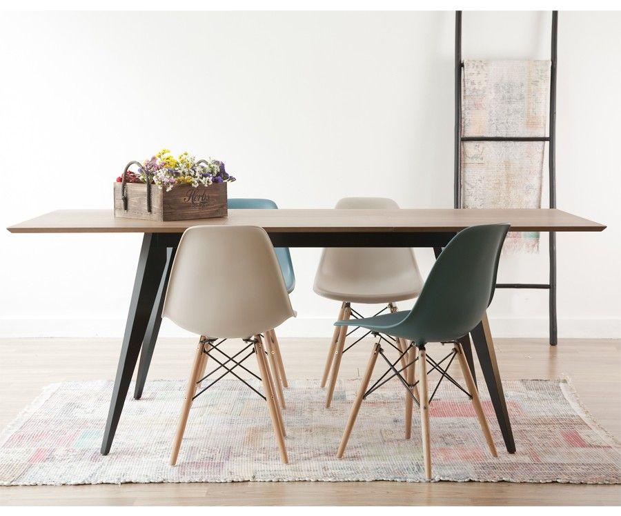 Mesa mesas comedor comedores mesas comedor en 2019 - Mesas salon extensibles ...
