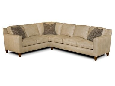 Shop For Bradington Young Yorba Sectional 508 Sectional And Other Living Room Sectionals At B Leather Couch Sectional American Leather Sofa Bradington Young