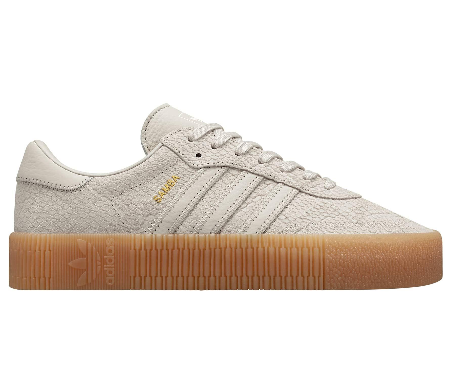 Sambarose Dames Sneakers - Adidas originals, Slangenprint en ...