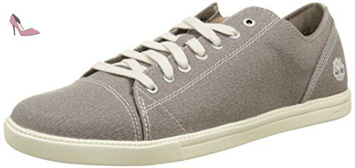 Timberland Newmarket_Fulk LP Low, Sneakers Basses Homme - Marron - Braun (Copper Kettle), 41