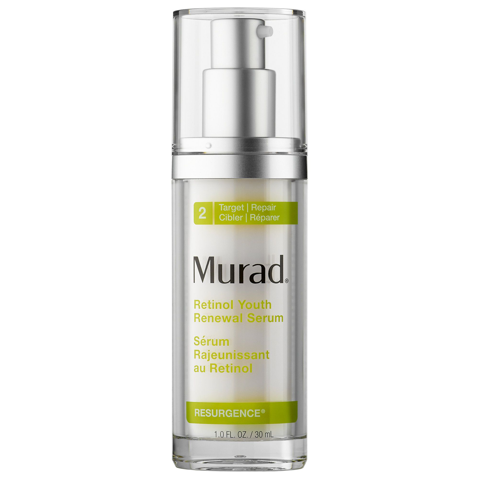 Retinol Youth Renewal Serum Murad Sephora Retinol Anti Aging Skin Products Best Anti Aging Serum