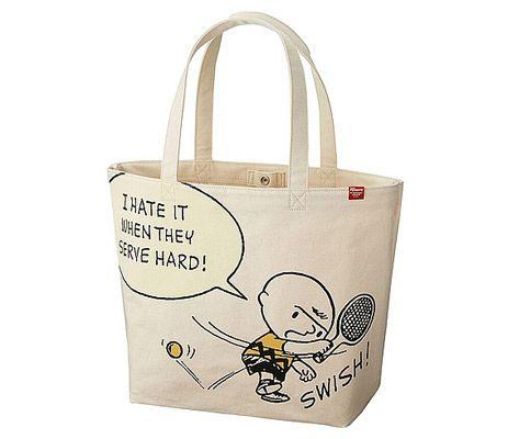 Peanuts bag.