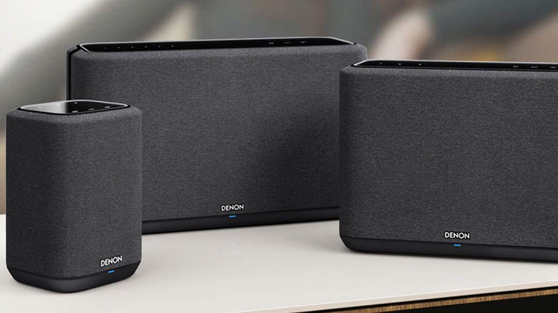 HEOS Multiroom Lautsprecher von Denon im Test Überblick