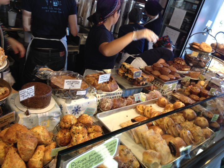 Great sandwiches and baked goods other locations in