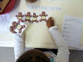 Crazy About Montessori: December Math