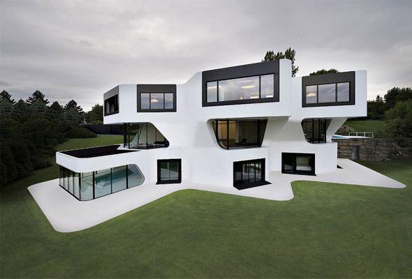 wahou !! Architecture Pinterest Maisons contemporaines