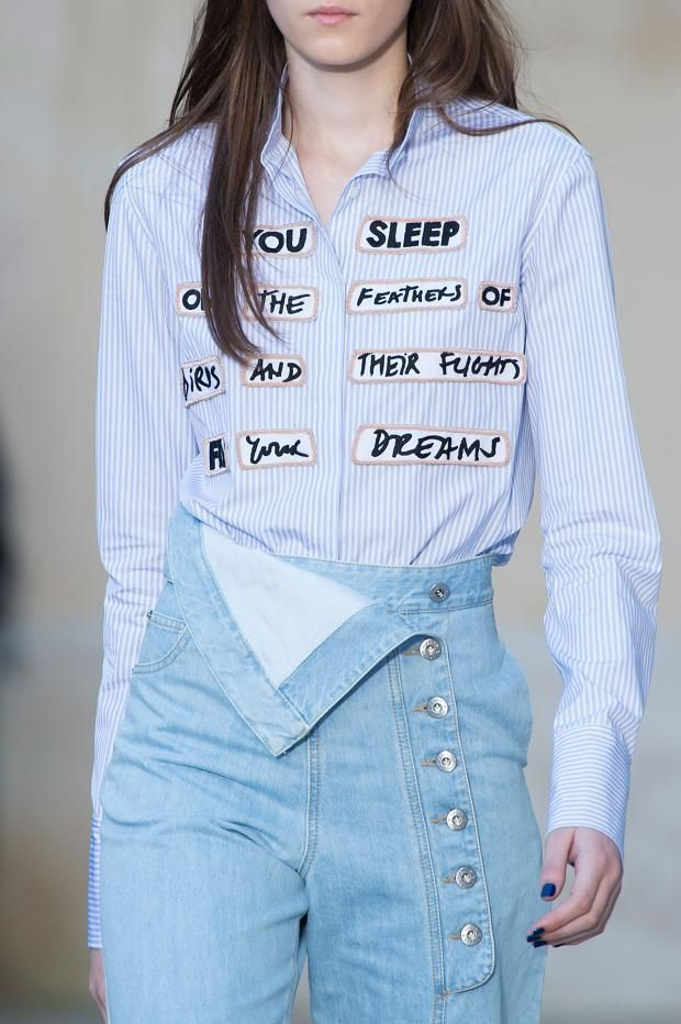 Each Other Details S/S '16