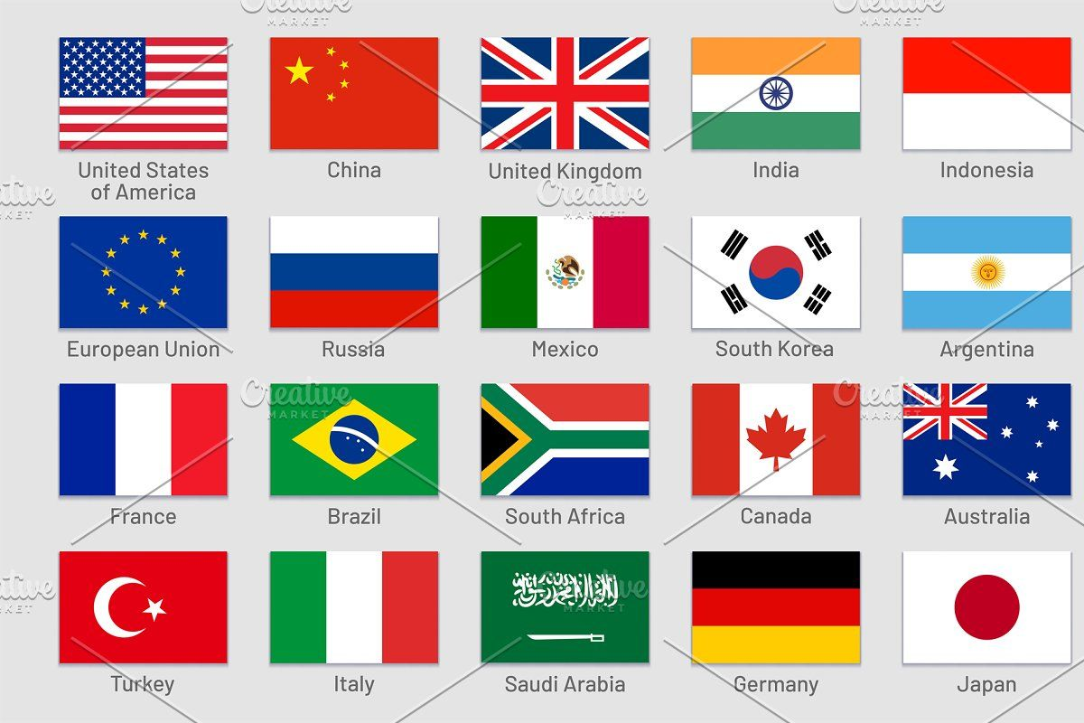 Round National Flags World Countrie In 2020 World Country Flags Countries And Flags National Flag
