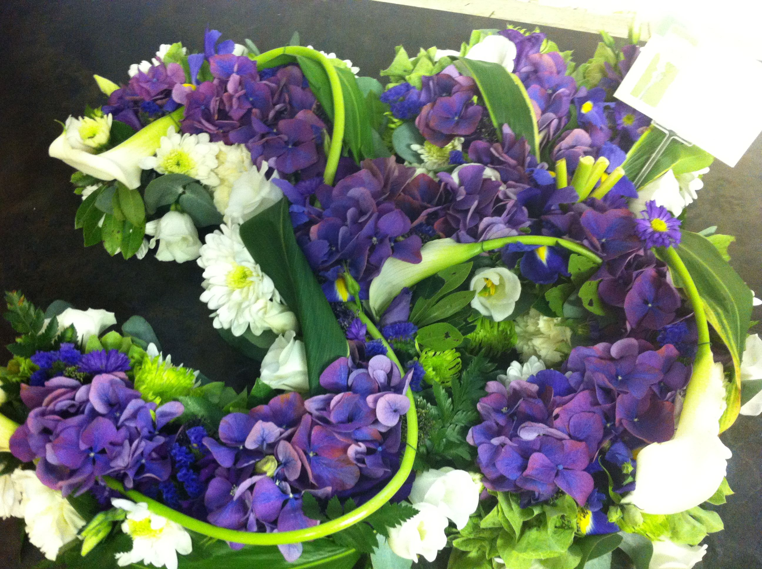 Funeral flowers special tribute the little flower co pinterest funeral flowers special tribute izmirmasajfo