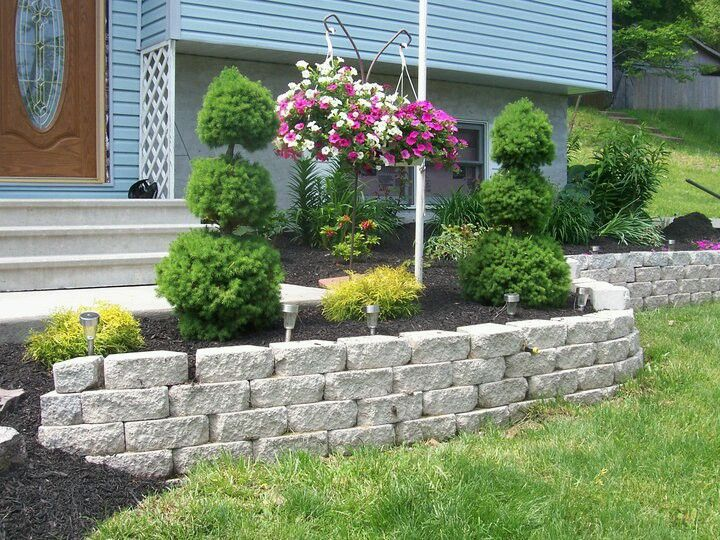 My Husband S Landscaping Job Home Landscaping Landscaping Jobs Landscape