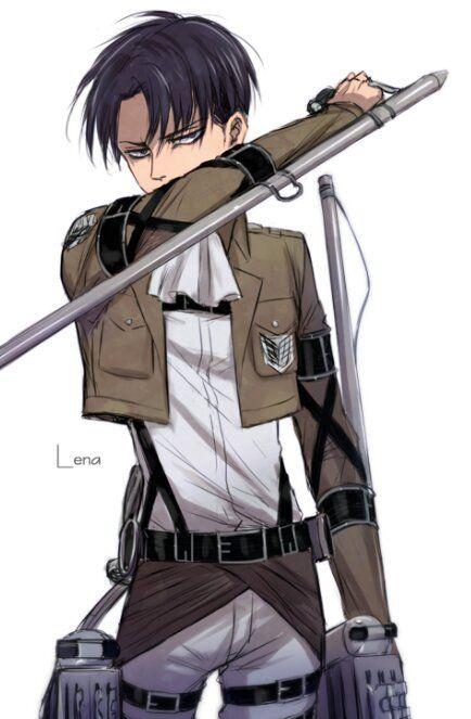 Levi (♡w♡) | •Anime• Amino