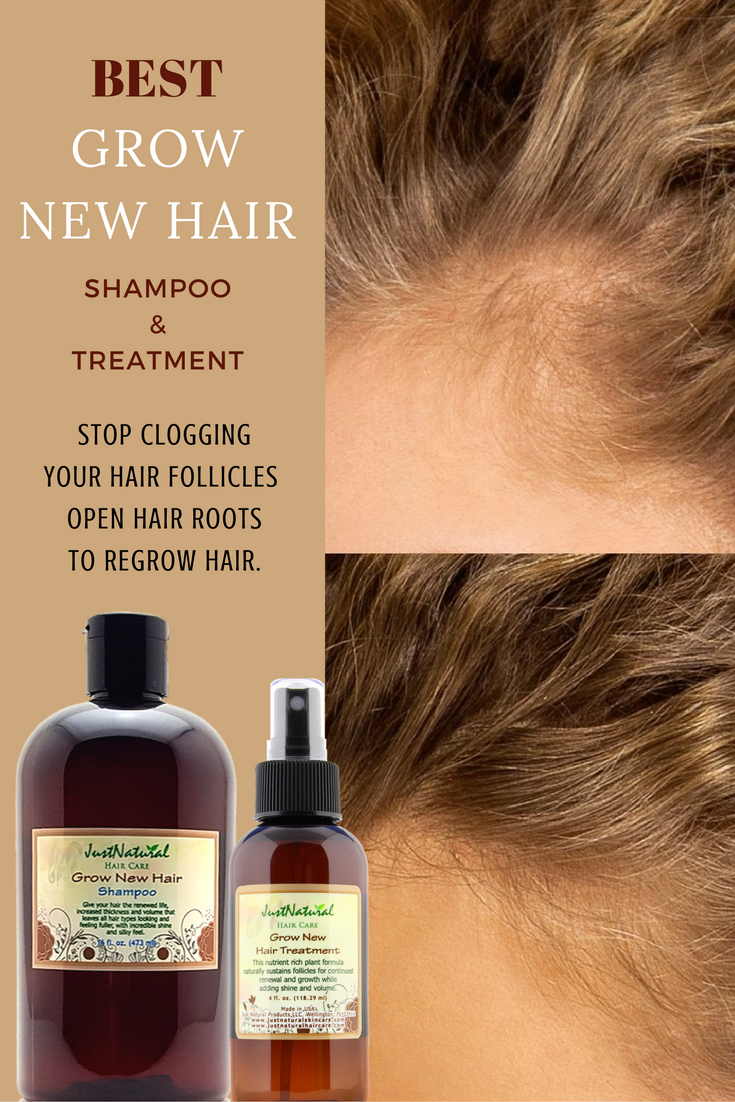 Use if you are experiencing hair loss, thinning hair