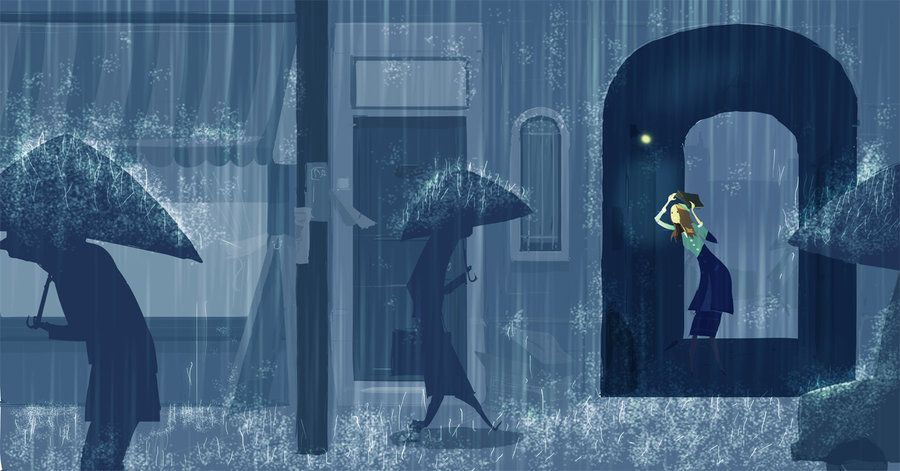 Summer_rain_by_PascalCampion.jpg (900×471)