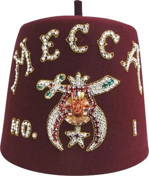 Mecca Shrine - The Exalted  Fez