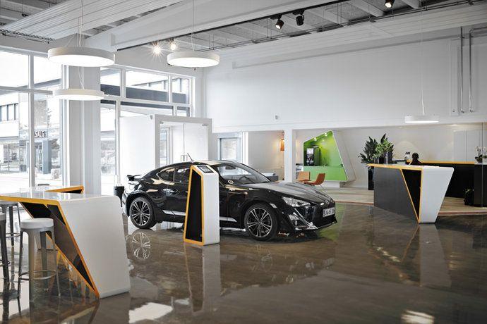 Car Showroom Concept Google Search Car Showroom Interior Car Showroom Event Room