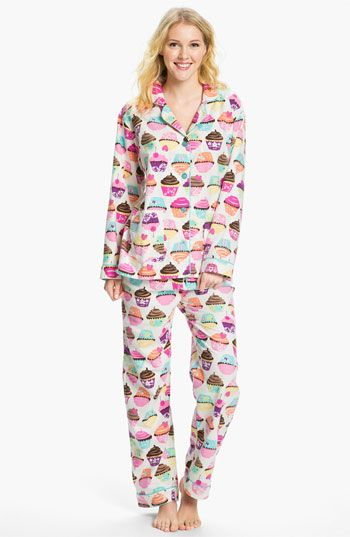 I ♥ Cupcakes!! Sweet PJS for sweet dreams! PJ Salvage Print ...