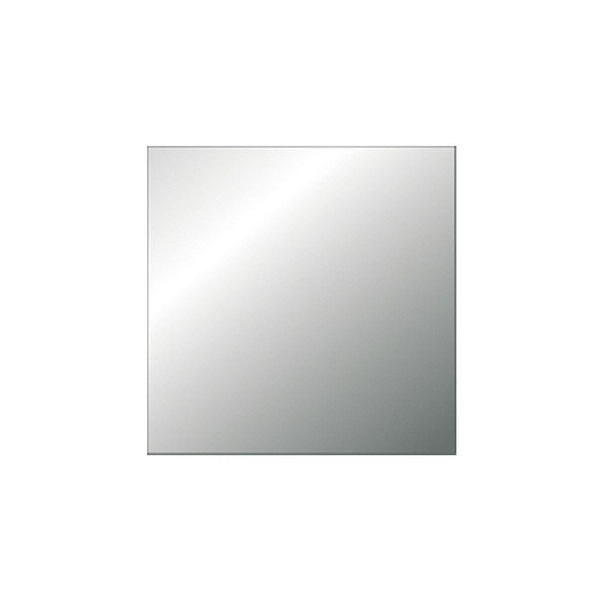 Driade No Frame I Quadratischer Wandspiegel Spiegelglas