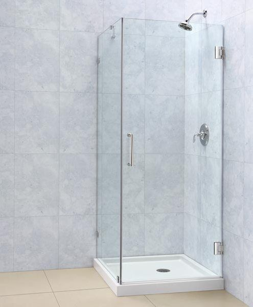 Astounding 32 Inch Corner Shower Stall Contemporary - Best idea ...