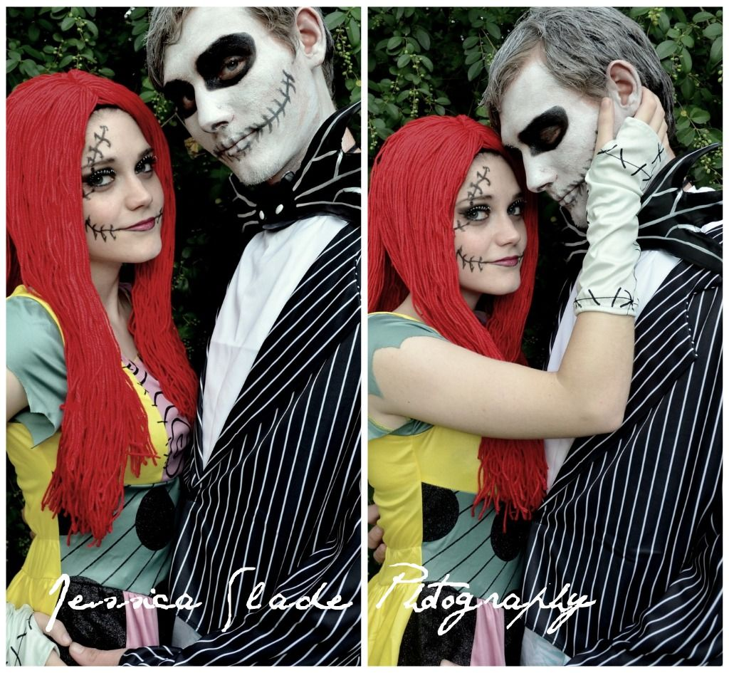 So I want this one year when our daughter is here. We could make her zero or a pumpkin or something )  sc 1 st  Pinterest & We can live like Jack and Sally if we want. | Pinterest | Sally ...