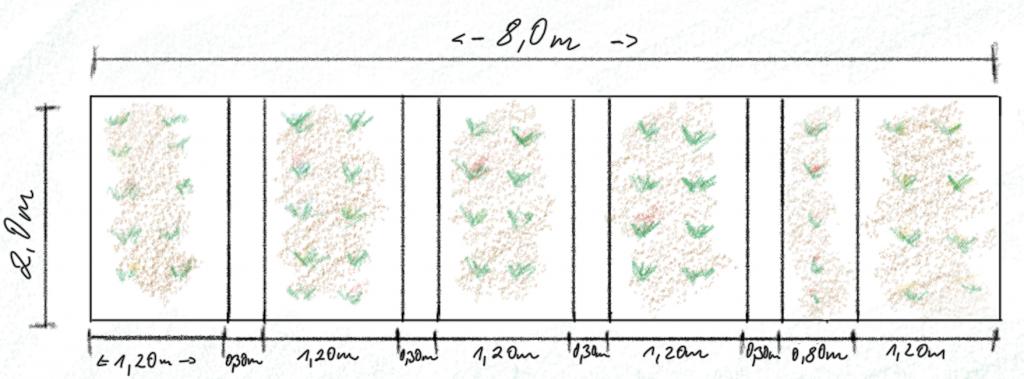 Anbauplan Hochbeet 2020 In 2020 Hochbeet Hochbeet Anpflanzen Selbstversorger Garten