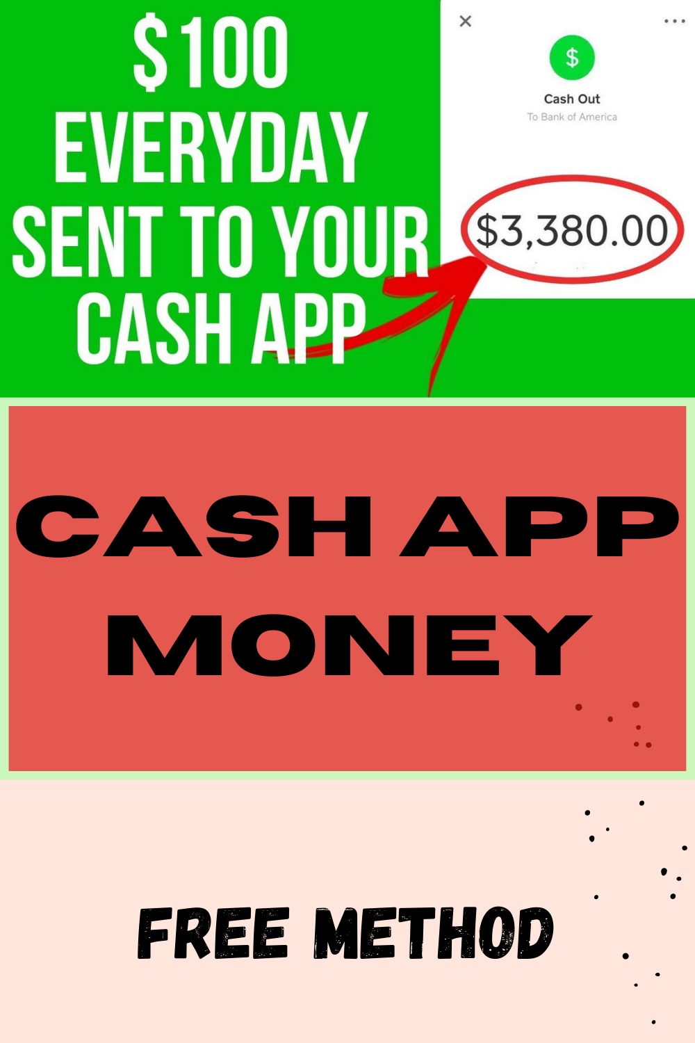 Free Money on to Your Cash App Account Instantly