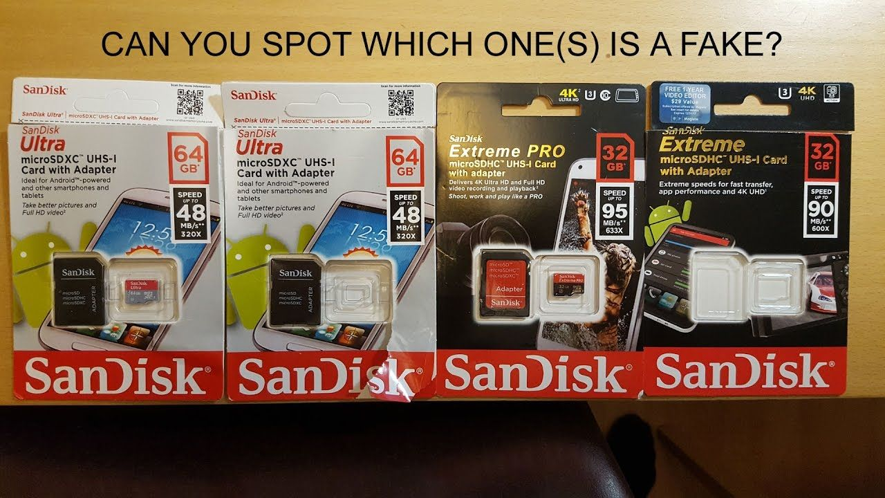 Pin By Mark Douglas On Sandisk Microsd Memory Cards Pinterest Extreme Pro A1 64gb 100mb S Microsdhc Uhs I Micro Sd How To Identify A Fake Card