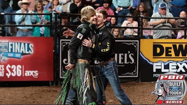 Derek Kolbaba had a hectic trip into and out of Oklahoma City last weekend, but the young gun managed to finish in the arena where it mattered the most. It's a mindset that Kolbaba hopes will carry him to great heights in 2017.