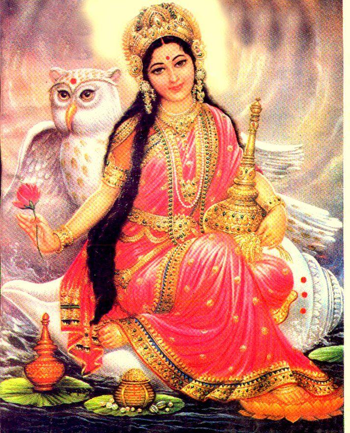 Lakshmi-and-owl.jpg (712×880)