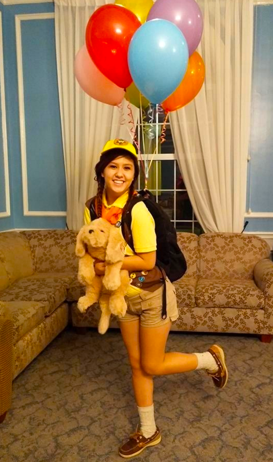 Rus From Up 29 Magical Costumes Every Disney Fan Will Want