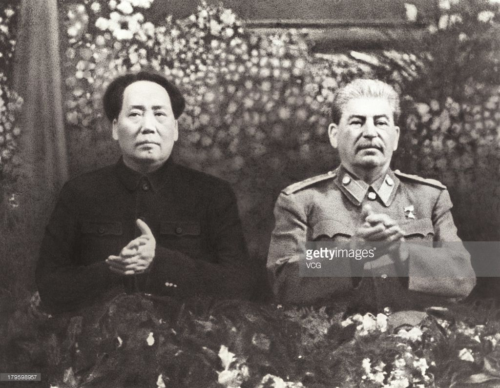 Mao's Evaluations of Stalin